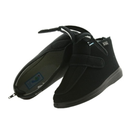 Sapatos masculinos befado pu orto 987M002 preto 6