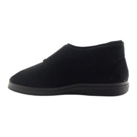Sapatos masculinos Befado pu 986M003 preto 3