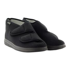 Sapatos masculinos Befado pu 986M003 preto 5