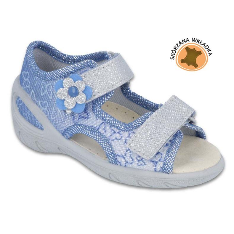 Sapatos infantis Befado pu 065P122 retrato 1