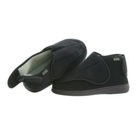 Sapatos de mulheres Befado pu orto 163D002 preto 5
