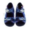 Azul Calçado para criança Befado 250P069 retrato 5