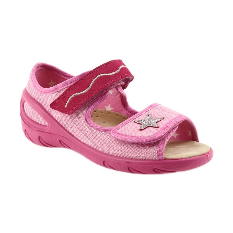 -de-rosa Sapatos infantis Befado pu 433X032 retrato 2