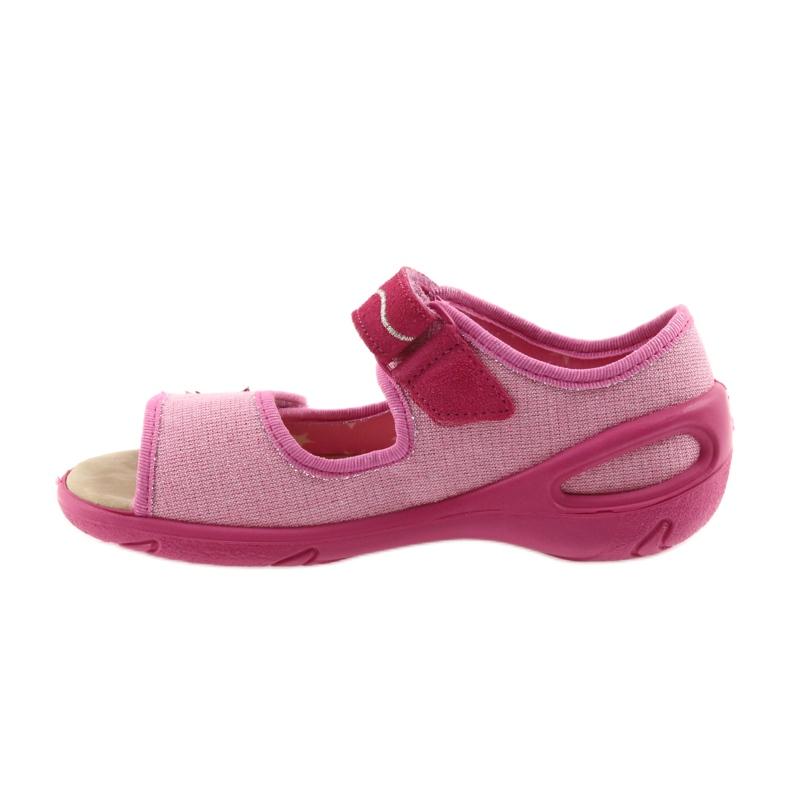 -de-rosa Sapatos infantis Befado pu 433X032 retrato 3