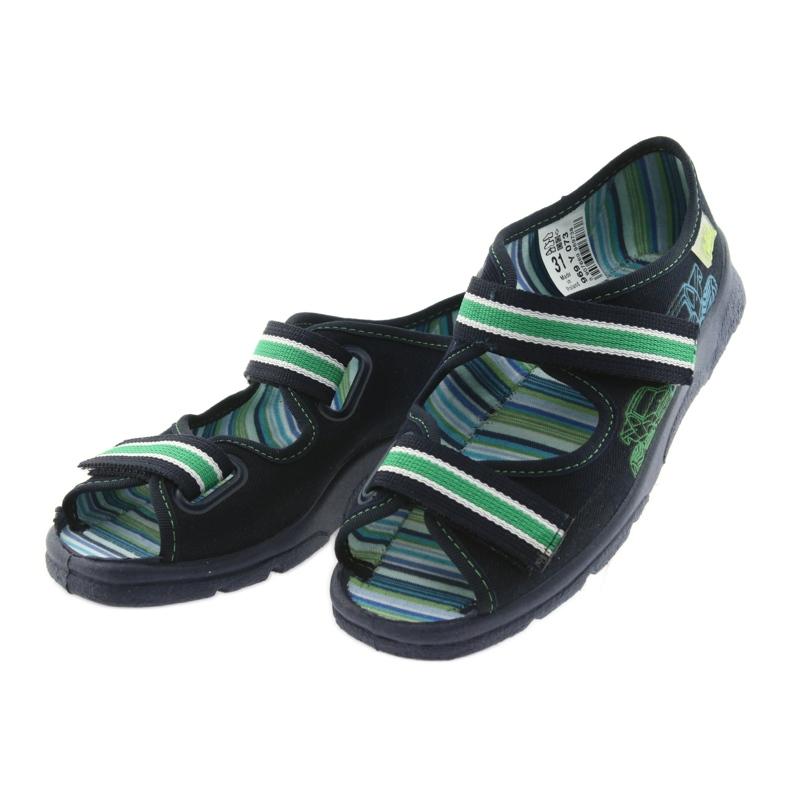 Sapatos infantis Befado até 23 cm 969X073 retrato 4
