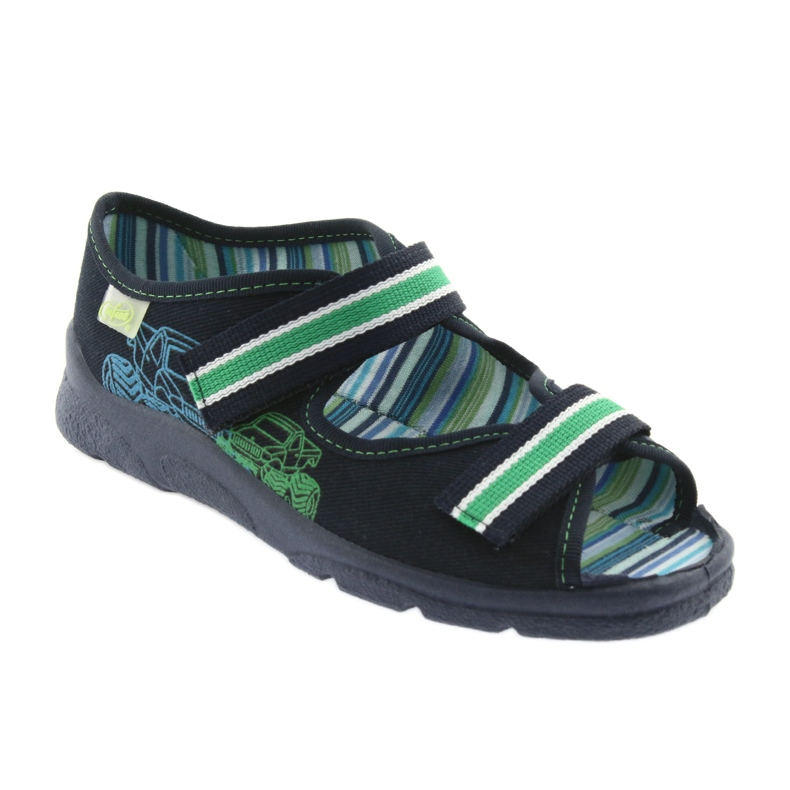 Sapatos infantis Befado até 23 cm 969X073 retrato 2