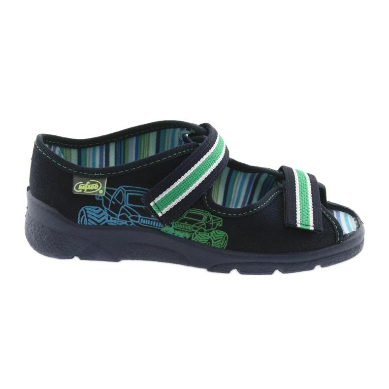 Sapatos infantis Befado até 23 cm 969X073 retrato 1