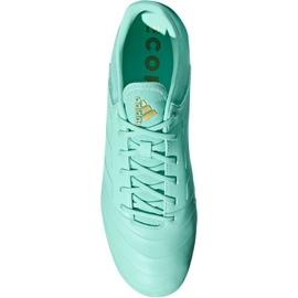 Sapatos de futebol adidas Copa 18.2 FG M DB2446 azul 1