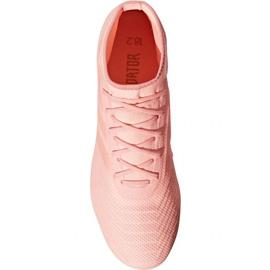 Chuteiras de futebol adidas Predator 18.2 FG M DB1998 -de-rosa 2