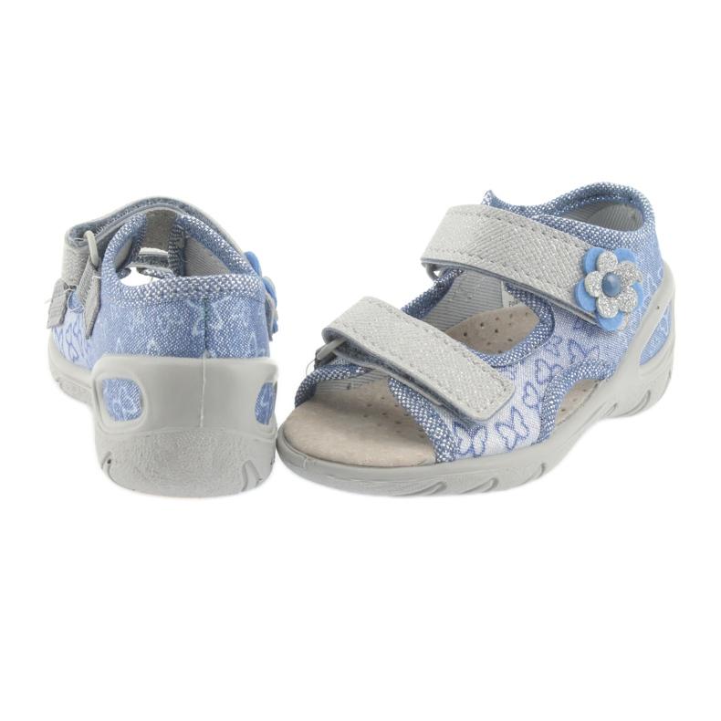 Sapatos infantis Befado pu 065P122 retrato 5