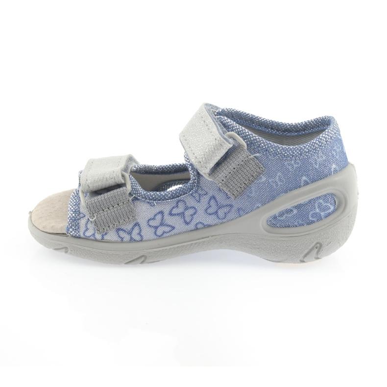 Sapatos infantis Befado pu 065P122 retrato 3