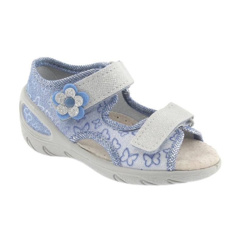 Sapatos infantis Befado pu 065P122 retrato 2