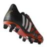 Sapatos de futebol adidas Predator Predito Instinct Fg Jr M20159 vermelho vermelho 2