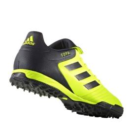 Chuteiras de futebol Adidas Copa Tango 17.3 Tf M BB6099 preto verde 1