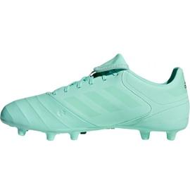 Sapatos de futebol adidas Copa 18.3 Fg M DB2462 azul azul 2