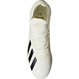 Sapatos de futebol adidas X Tango 18.3 Tf M DB2474 branco branco 1