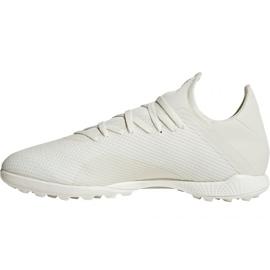 Sapatos de futebol adidas X Tango 18.3 Tf M DB2474 branco branco 2