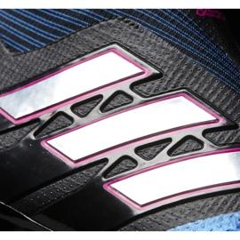 Sapatas de futebol Adidas Ace 17 + Purecontrol Fg Jr BA9819 preto preto 2