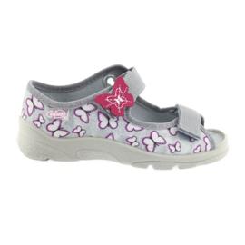 Calçado infantil Befado 969X135 1