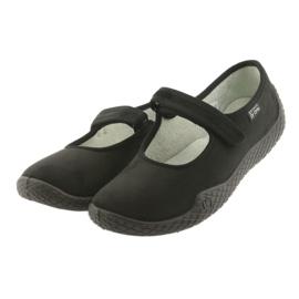 Sapatos femininos Befado pu - jovens 197D002 preto 4