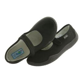 Sapatos femininos Befado pu - jovens 197D002 preto 6
