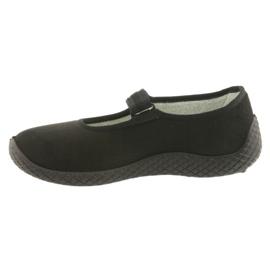 Sapatos femininos Befado pu - jovens 197D002 preto 3