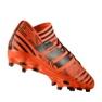 Chuteiras de futebol adidas Nemeziz 17.3 Fg M S80604 laranja laranja 1
