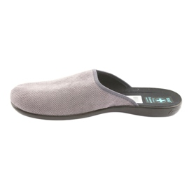 Chinelos Adanex chinelos masculinos cinza 2