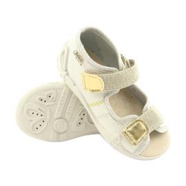 Calçado infantil amarelo Befado 342P003 3