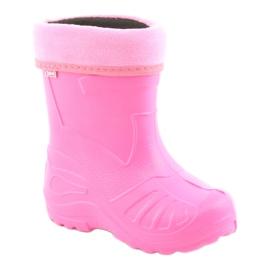 Calçados infantis Befado galosh- rosa 162p101 1