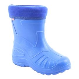 Calçados infantis Befado galosh-chabrowa 162X106 azul 2