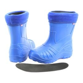 Calçados infantis Befado galosh-chabrowa 162X106 azul 5