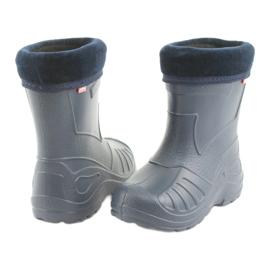 Calçados infantis Befado galocha-granada 162X103 azul marinho 5