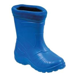 Calçados infantis Befado galocha-centáurea 162Y106 azul 1
