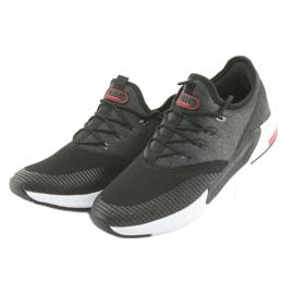 Calçado desportivo para homem DK 18470 preto / cinzento 3