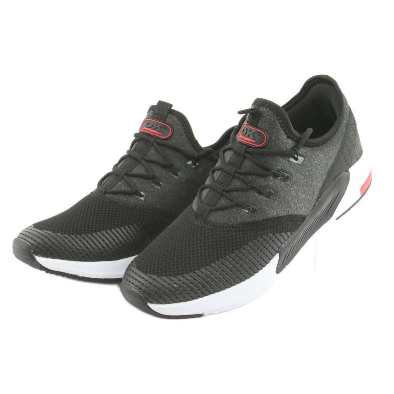 Calçado desportivo para homem DK 18470 preto / cinzento retrato 3