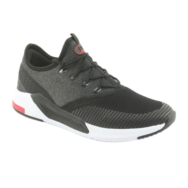 Calçado desportivo para homem DK 18470 preto / cinzento retrato 1