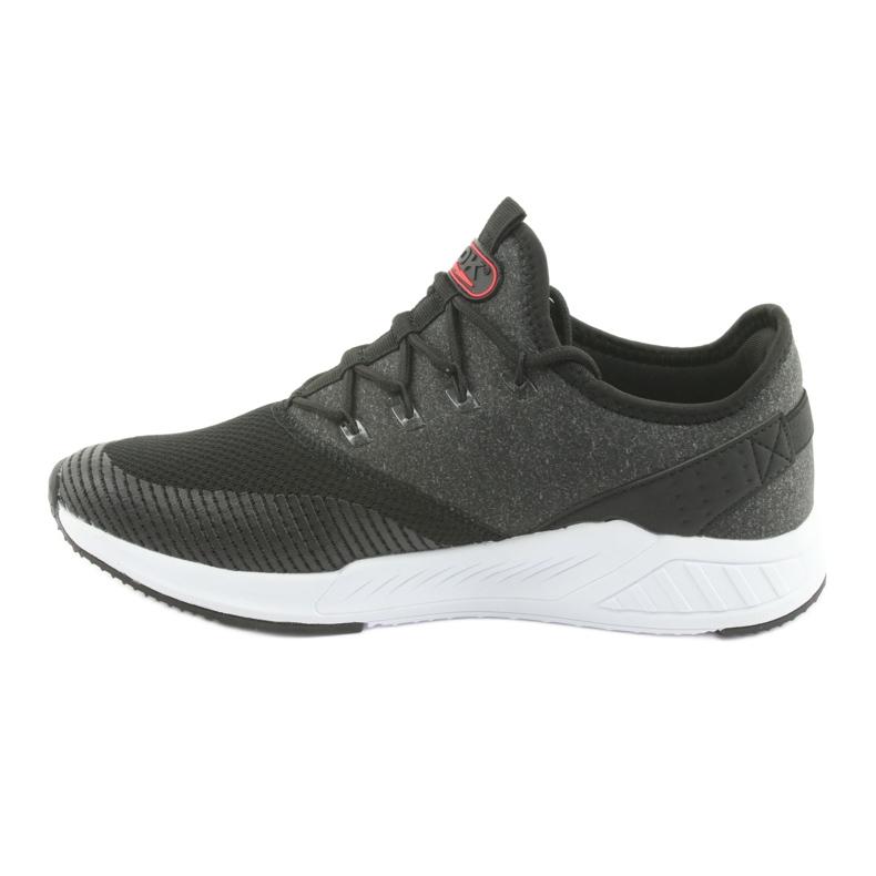 Calçado desportivo para homem DK 18470 preto / cinzento retrato 2
