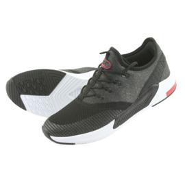 Calçado desportivo para homem DK 18470 preto / cinzento 4