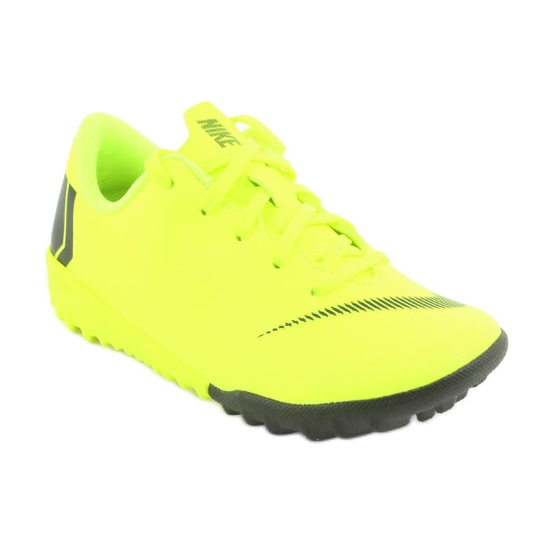 Botas de futebol Nike Mercurial VaporX 12 Academy Tf Jr AH7353-701 retrato 1