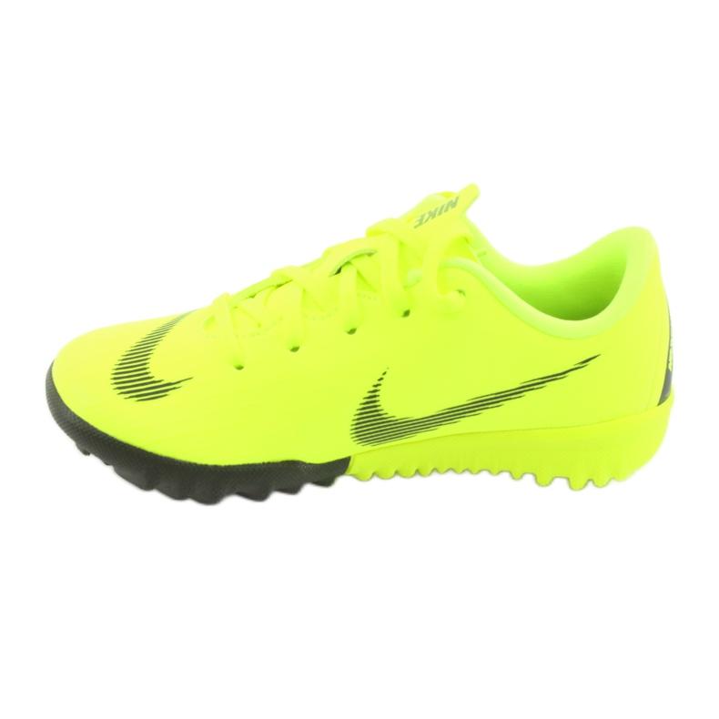 Botas de futebol Nike Mercurial VaporX 12 Academy Tf Jr AH7353-701 retrato 2