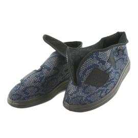 Sapatos femininos Befado pu 986D009 4