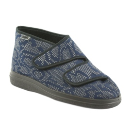 Sapatos femininos Befado pu 986D009 2