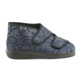 Sapatos femininos Befado pu 986D009 1