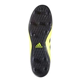 Sapatos de futebol adidas Copa 17.3 Fg M S77143 multicolorido preto, amarelo 2