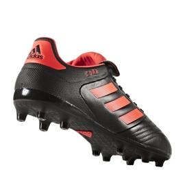Sapatos de futebol adidas Copa 17.3 Fg M S77144 preto preto, laranja 1