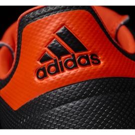 Sapatos de futebol adidas Copa 17.3 Fg M S77144 preto preto, laranja 3
