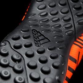 Chuteiras de futebol adidas Nemeziz 17.4 Tf Jr S82471 laranja laranja 3