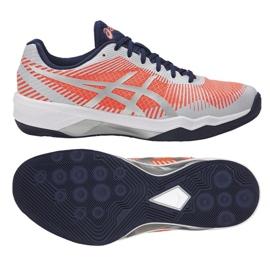 Voleibol Asics Voleibol Elite Ff W B751N-0696 laranja branco 2
