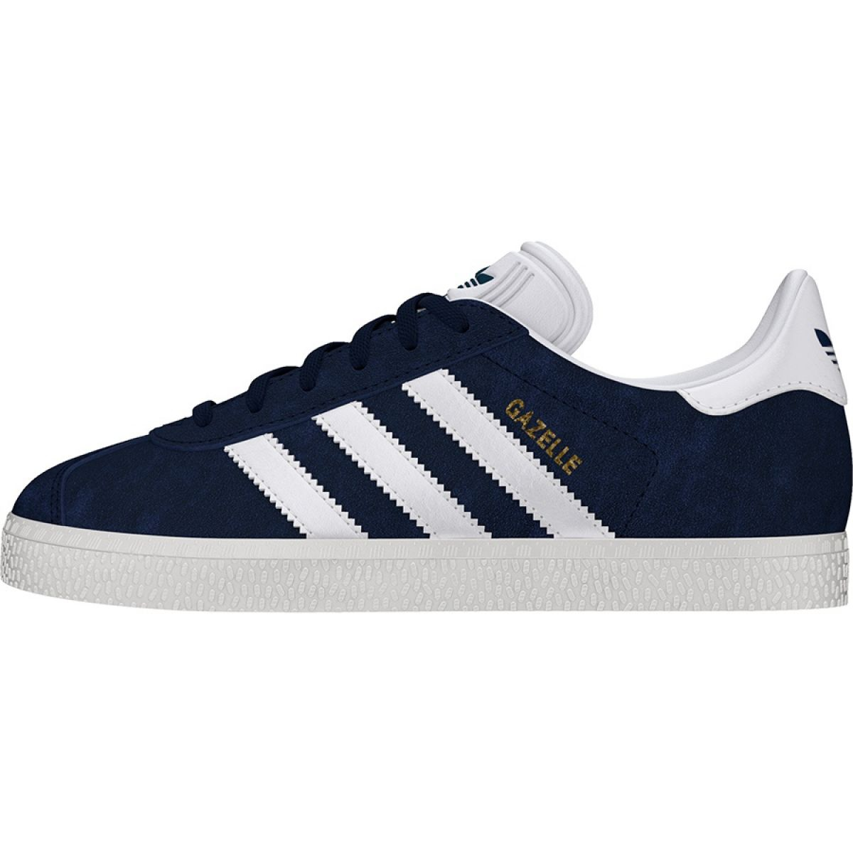 Sapatos Adidas Originals Gazelle Jr BY9144 marinha